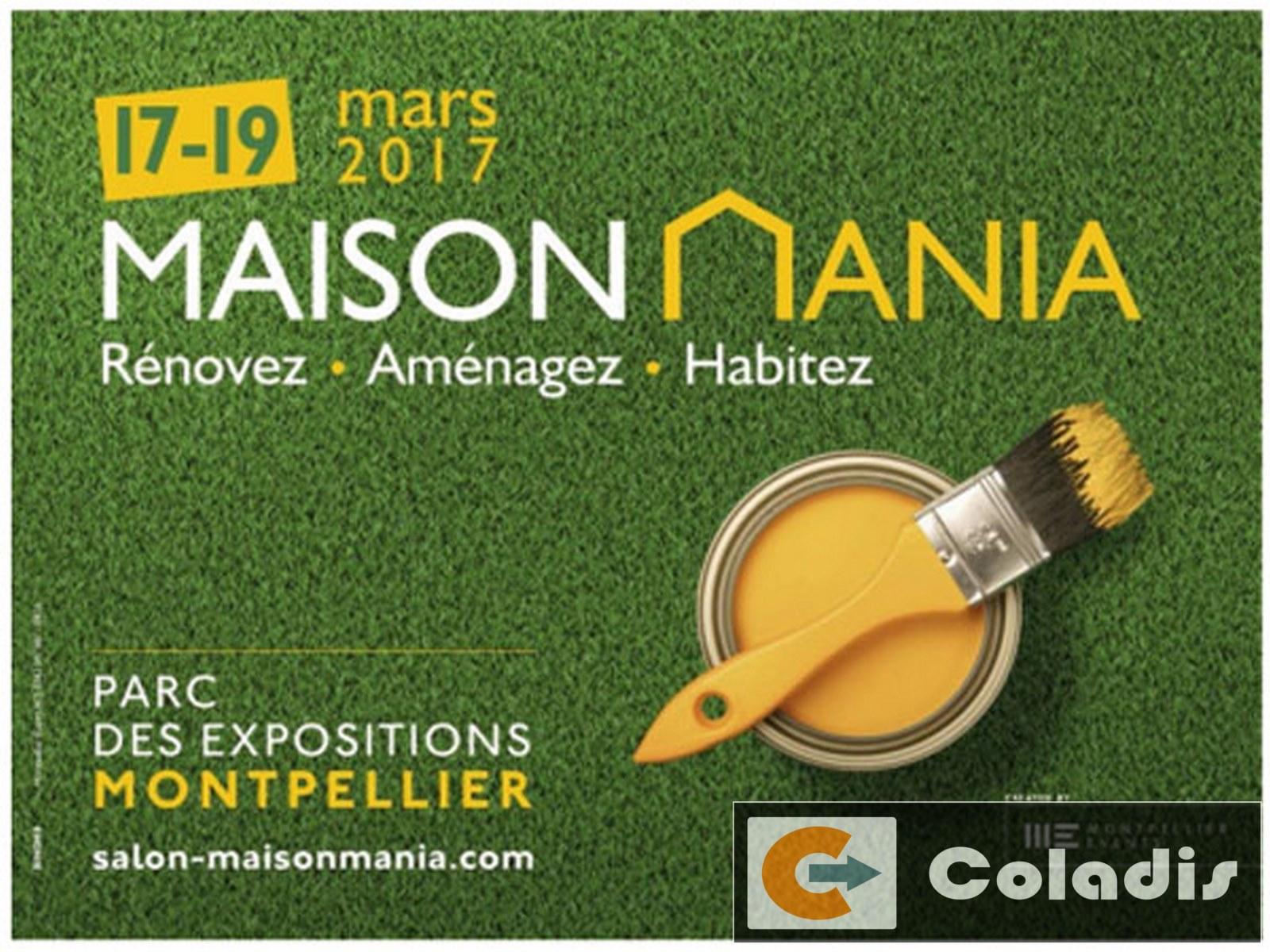 Foire Montpellier Maison mania