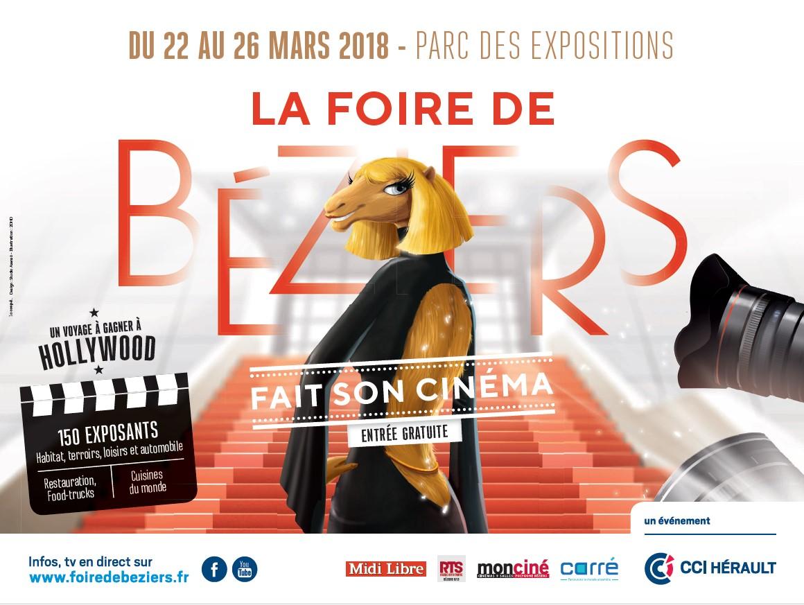 exposant COLADIS véranda et pergola à la Foire de Béziers de mars 2018
