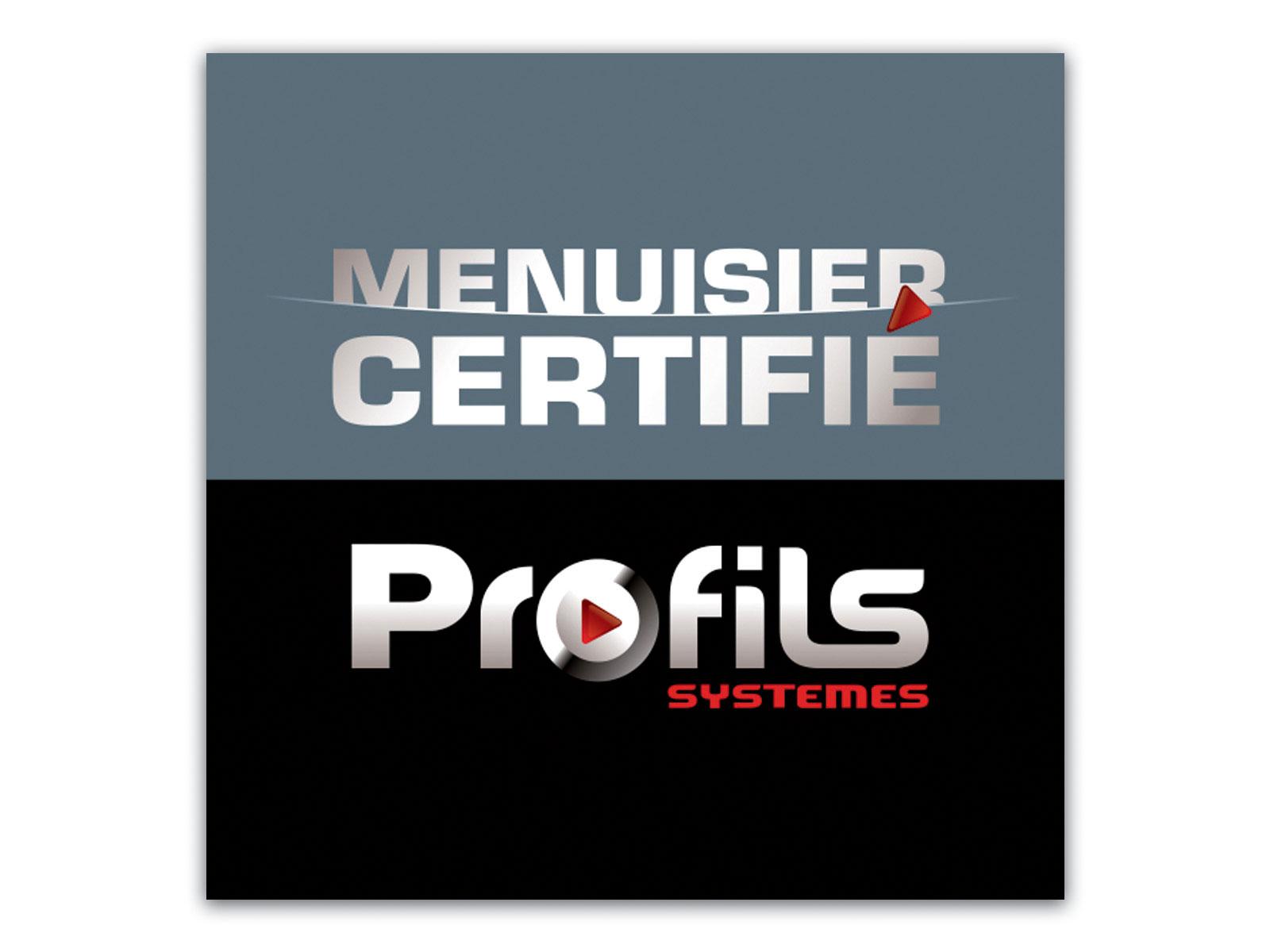 coladis meuisier certifie profils systemes logo