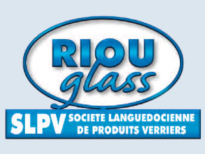 Coladis logo slpv riou glass verrier