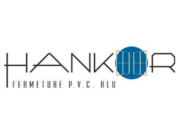 logo hankor menuiserires PVC clermont l'hérault