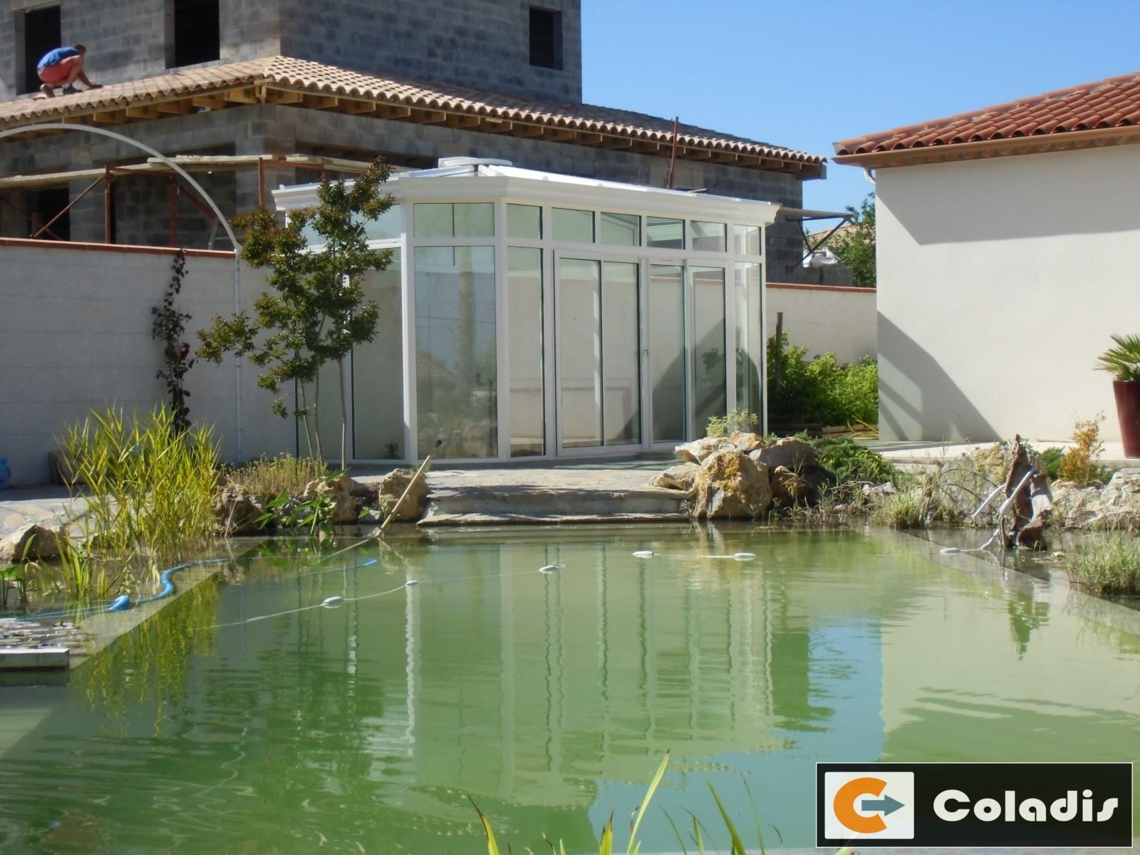 veranda serre sur mesure Montpellier Hérault 34