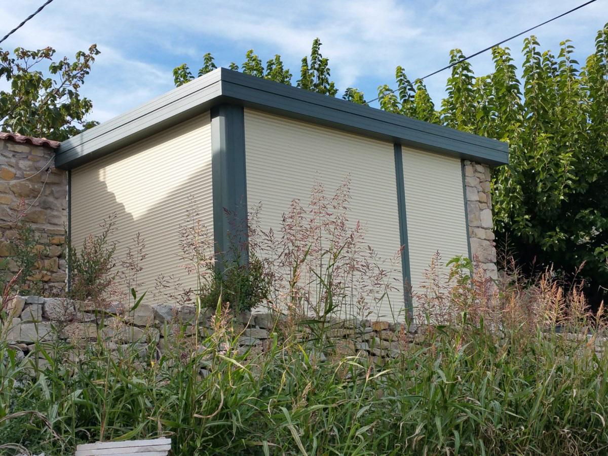 photo coladis veranda fabricant aluminium