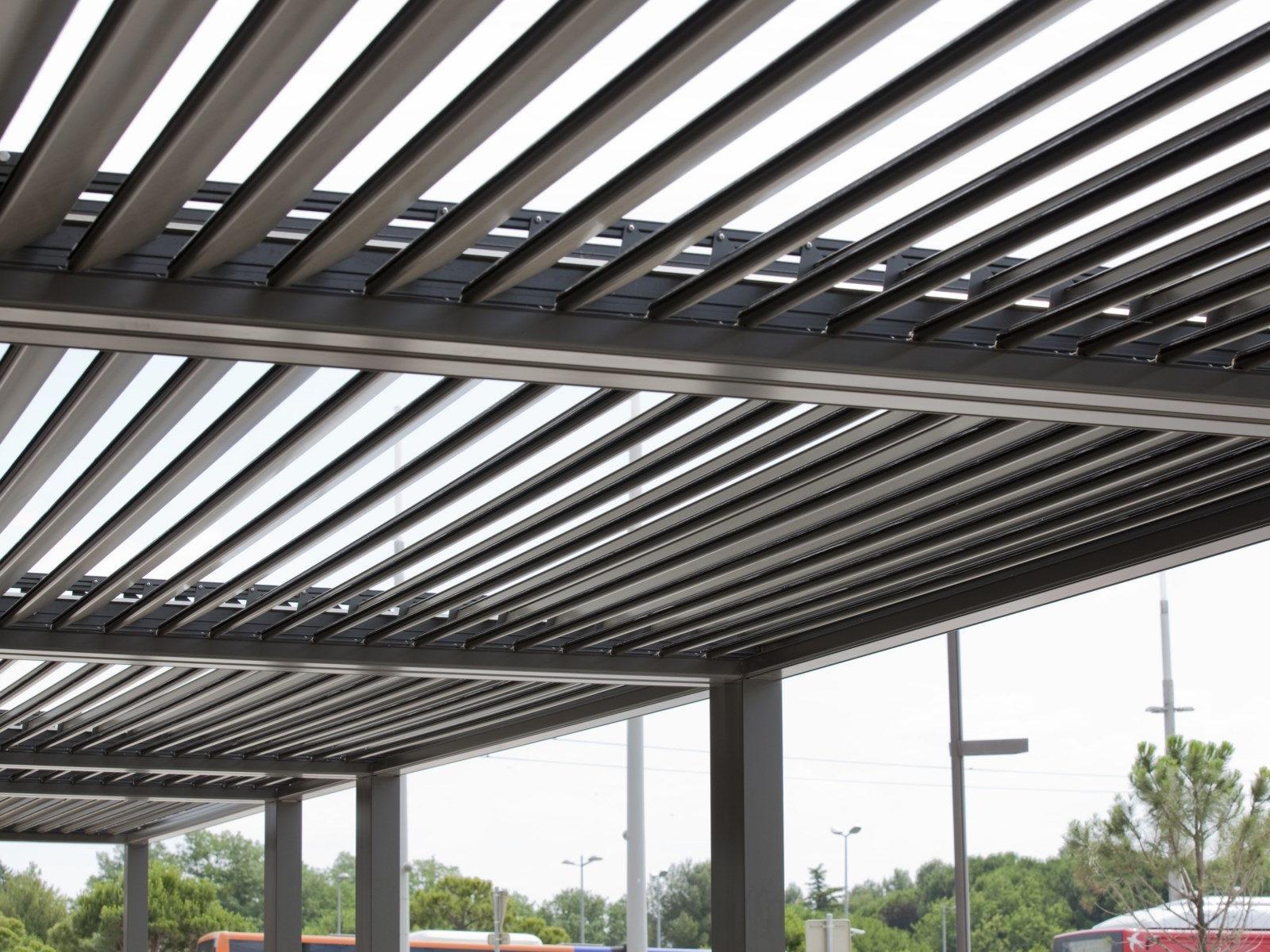 Coladis fabrication pergola luxe Béziers