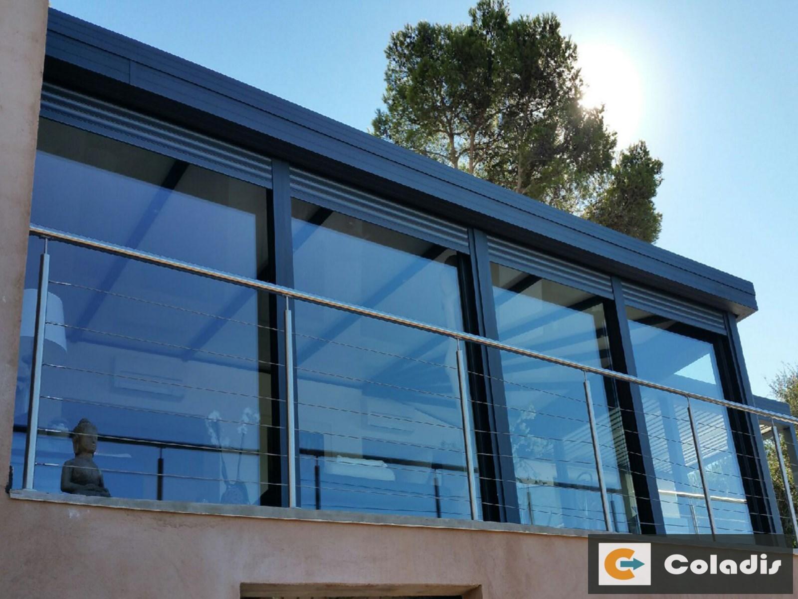 veranda pergola aluminium qualimarine design le pradet var