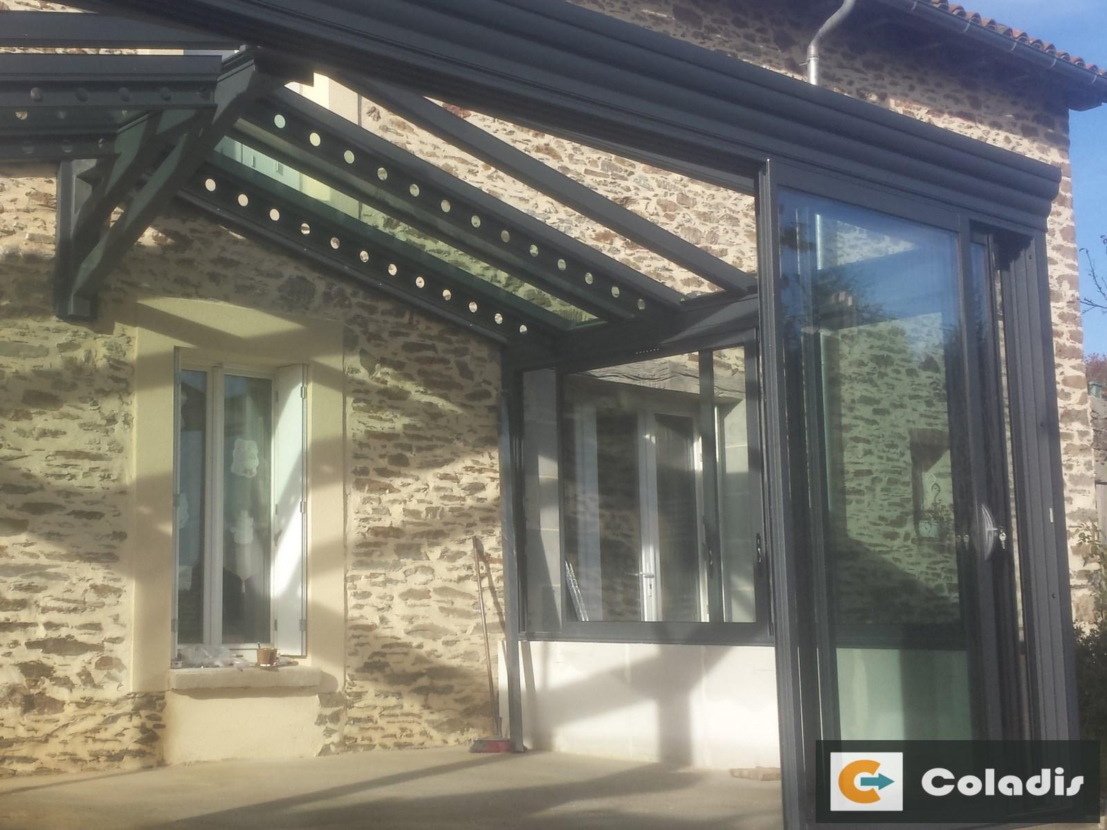 veranda chevron factory profils systemes