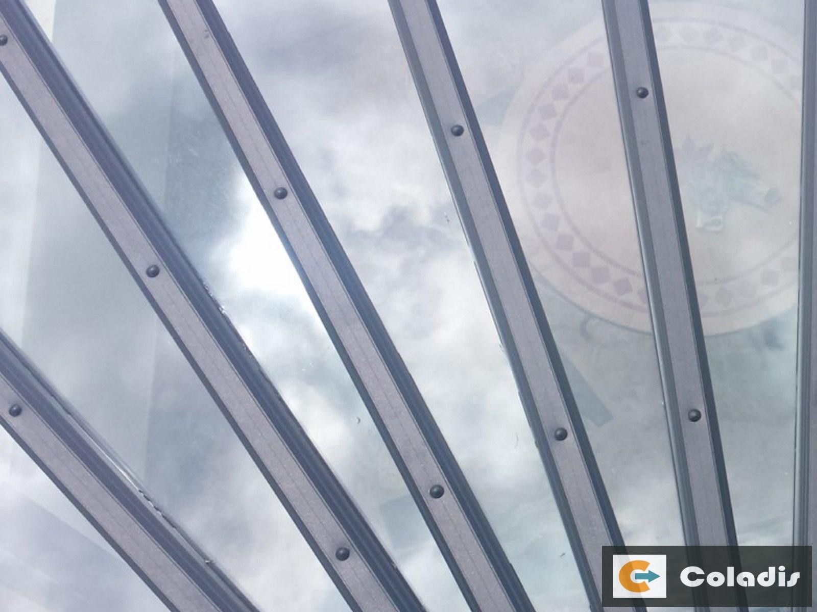 Le vitrage de toiture