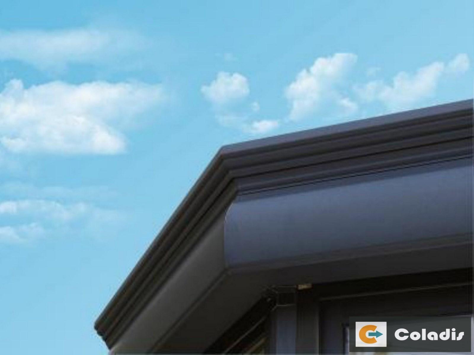 cheneau profile aluminium profils systemes baillargues