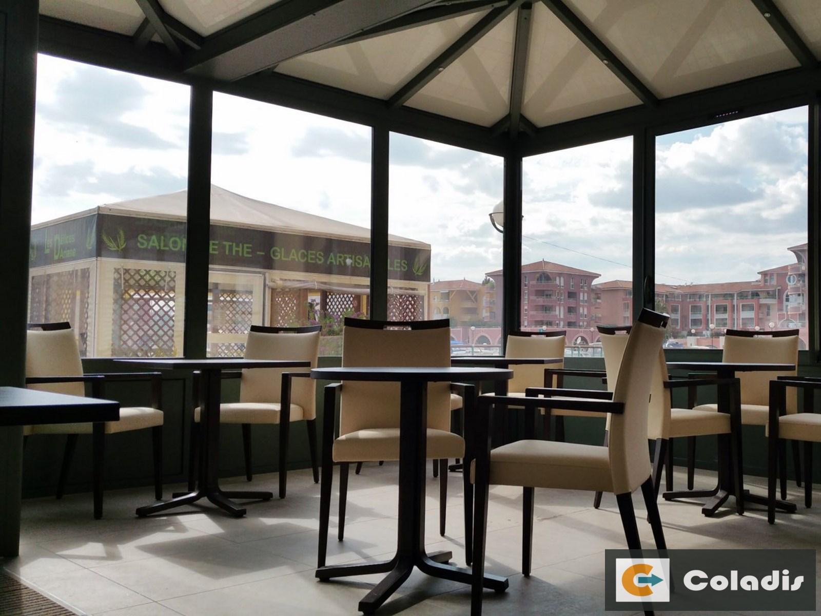 vitrage veranda cekal riou glass coladis béziers hérault 34