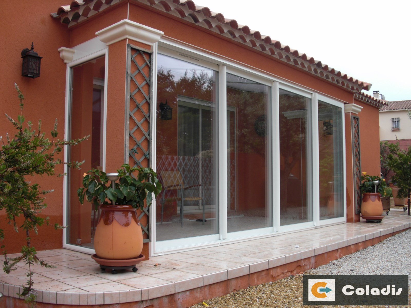 coulissant menuiserie aluminium renovation montpellier beziers herault 34