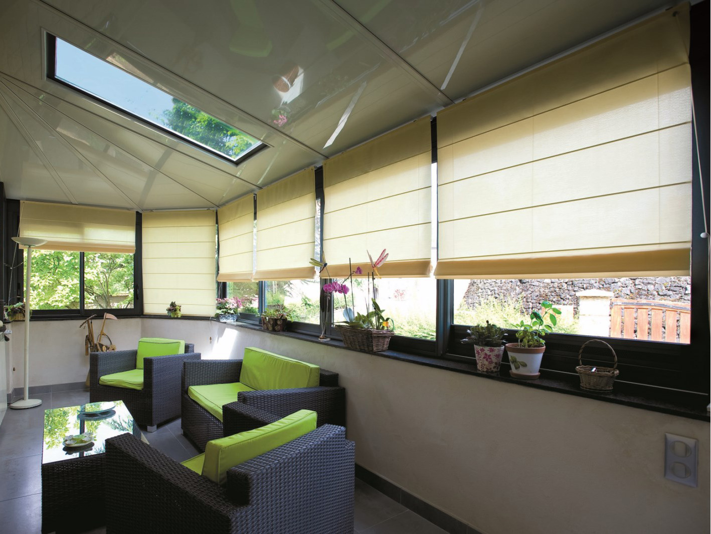 store veranda fenetre sur mesure herault