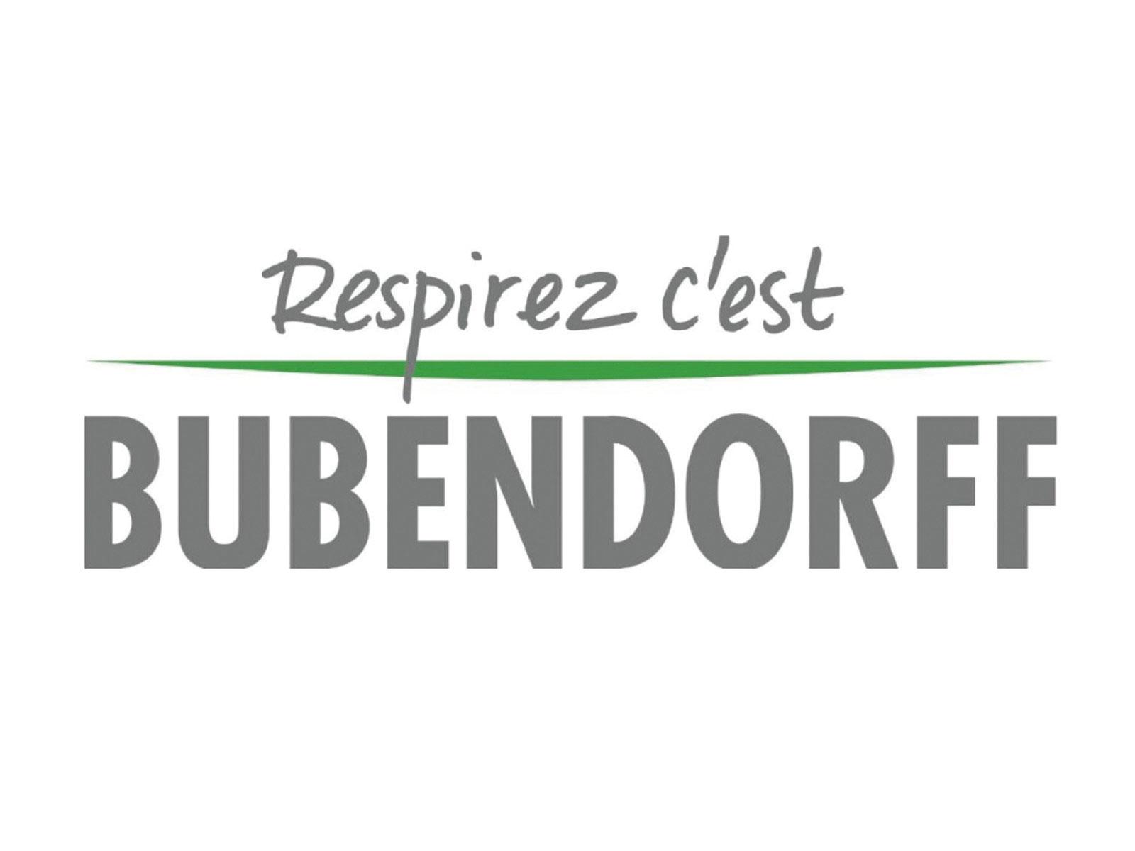 logo bubendorff volet roulant veranda