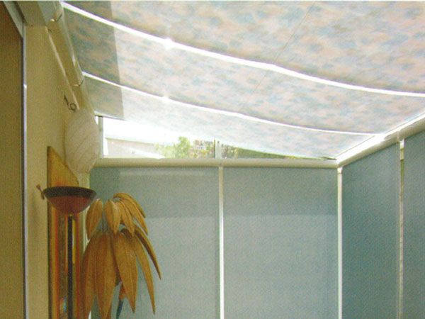 store velum veranda toiture franciaflex