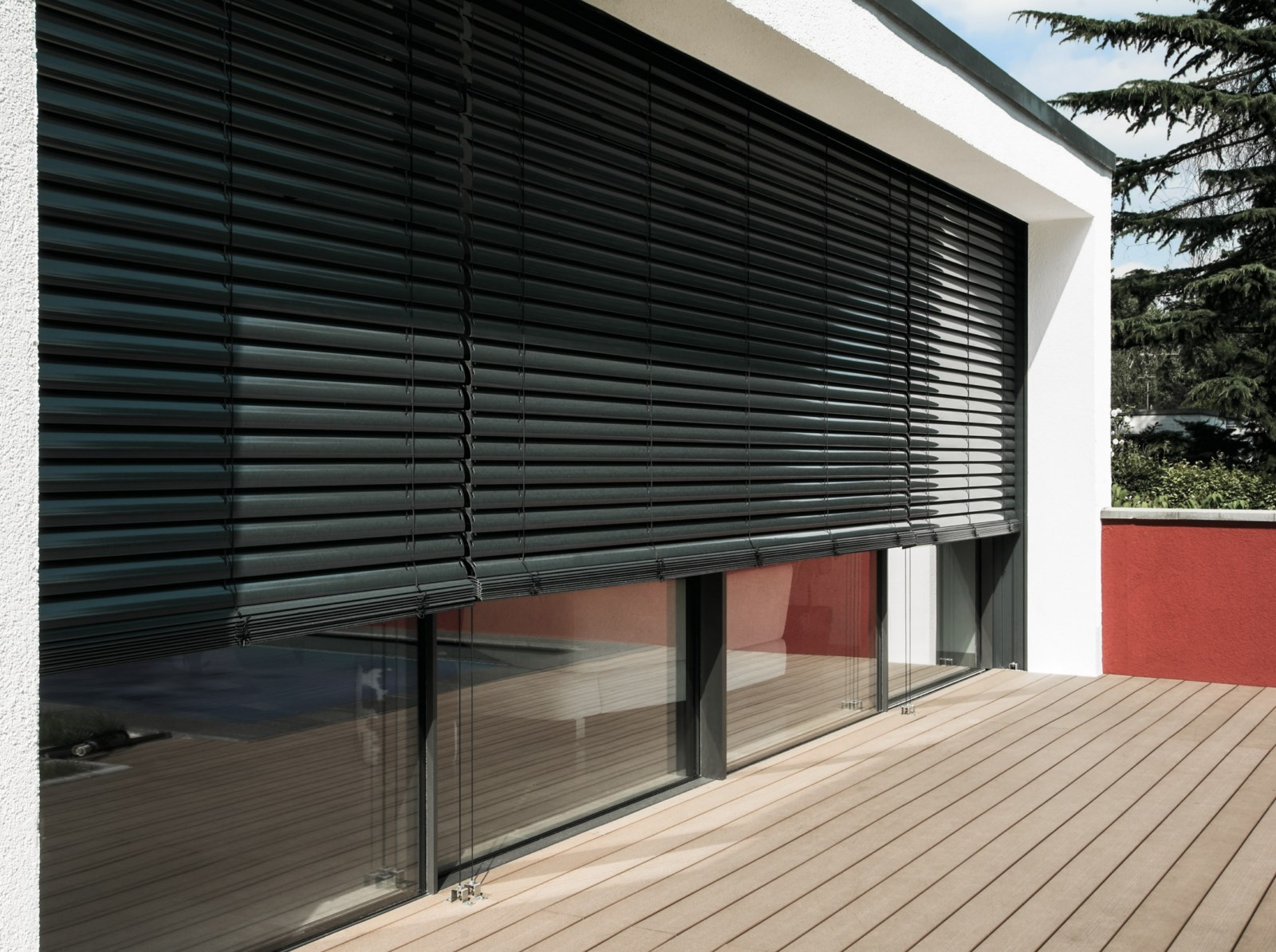 le brise soleil orientable bso aluminium coladis. Black Bedroom Furniture Sets. Home Design Ideas